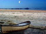عمق دریاچه ارومیه ۲۰ درصد کاهش یافت