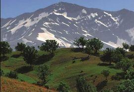 کوهرنگ، پایلوت اقتصاد سبز در کشور