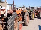نظارت بر اجرای طرح پلاک گذاری ماشین آلات کشاورزی