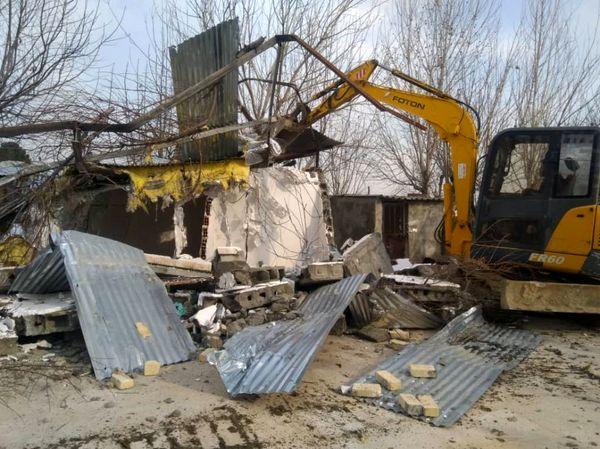 آزاد سازی 30 هزارمترمربع از اراضی کشاورزی شهرستان تهران از دست متصرفان