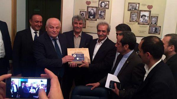 آمادگی ایران برای فعالیت در 30 هزار هکتار زمین کشاورزی اوکراین