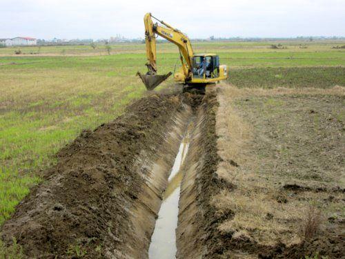 ارتقای راندمان آبیاری سطحی نیازمند کمک بلاعوض دولت