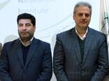 تجلیل وزیر جهادکشاورزی از رئیس سازمان جهاد کشاورزی آذربایجان شرقی
