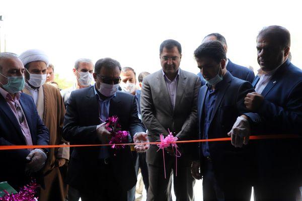 افتتاح طرح های کشاورزی در شهرستان ازنا