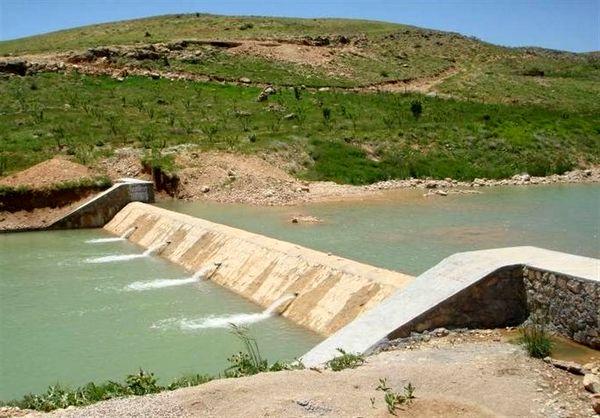 با اعتبارات مصوب سفر رییس جمهوری و صندوق توسعه ملی عملیات آبخیزداری درخراسان شمالی آغاز شد
