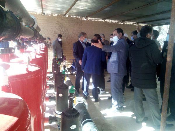 5 طرح کشاورزی در شهرستان کرمان در هفته دولت به بهره برداری می رسد.
