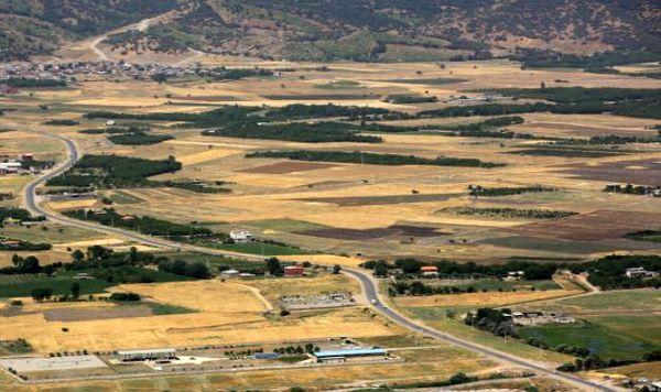 کاهش کشت غلات به علت نبود بارشهای موثر در خراسان شمالی