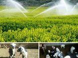 بهره برداری از دو طرح بخش کشاورزی در شهرستان لردگان