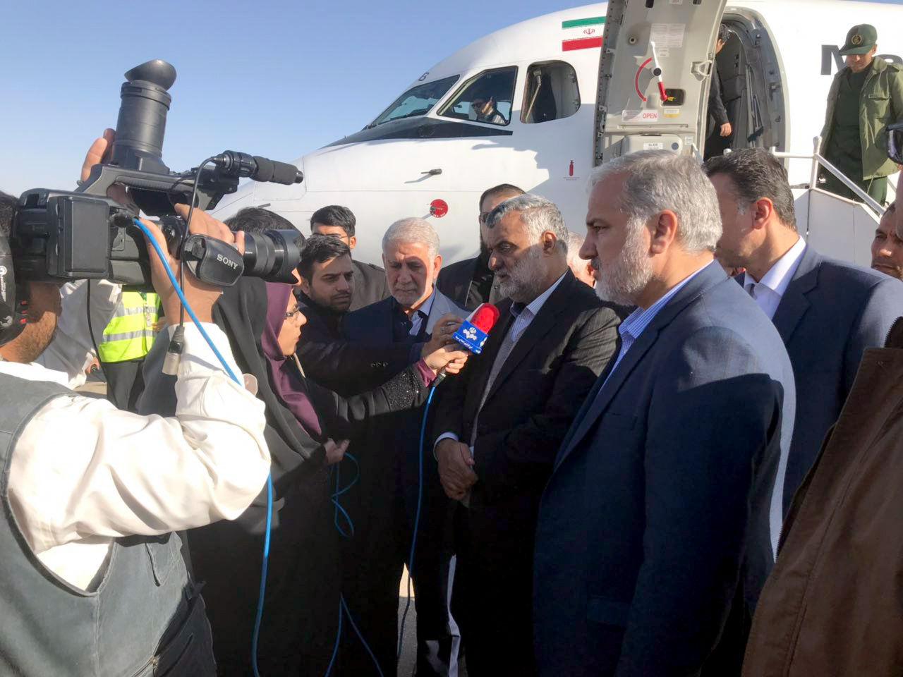 سفر وزیر جهاد کشاورزی به سیستان