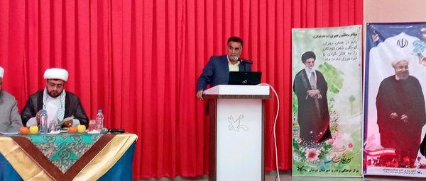 فعالیت 8500 نفر بهره بردار بخش کشاورزی در شهرستان درمیان