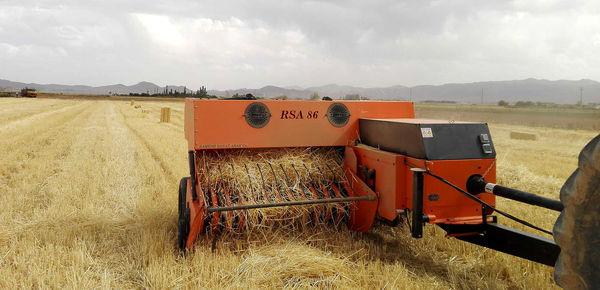 وضعیت مبهم ارز توسعه ی کشاورزی مکانیزه