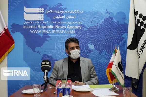 بهرهبرداری از ۱۶۶ طرح بخش کشاورزی اصفهان آغاز شد