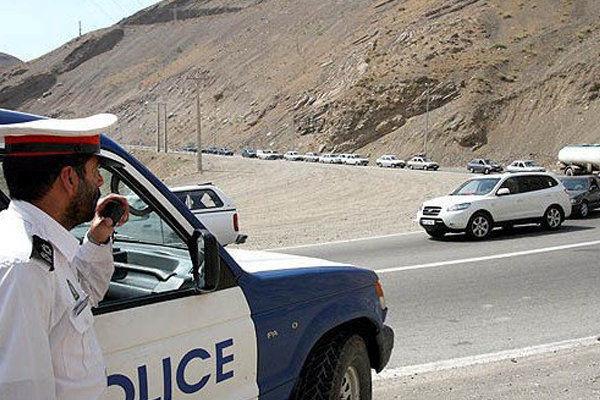 محدودیت های ترافیکی تعطیلات عید فطر در محورهای مواصلاتی مازندران