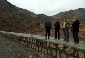 تداوم اجرای پروژه های ابخیزداری در استان تهران