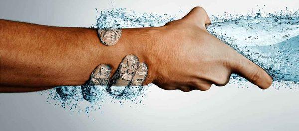 سلبریتیها «من صدای آب هستم» را فراموش نکنند