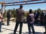 رفع چالشهای حوزه باغبانی سامان با حضور یاوران تولید