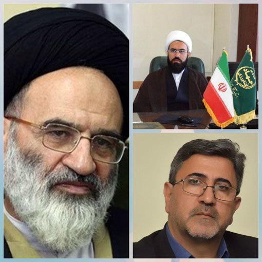 انتصاب مسئول و قائم مقام ستاد اربعین حسینی (ع) سازمان جهادکشاورزی آذربایجان شرقی