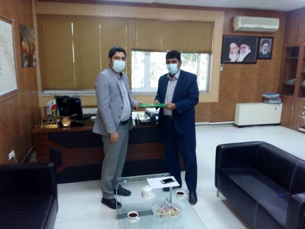 دیدار مدیرکل انتقال خون استان ایلام با ریاست سازمان