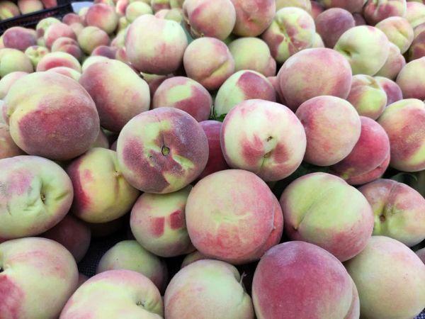 کاهش 30 درصدی تولید هلو
