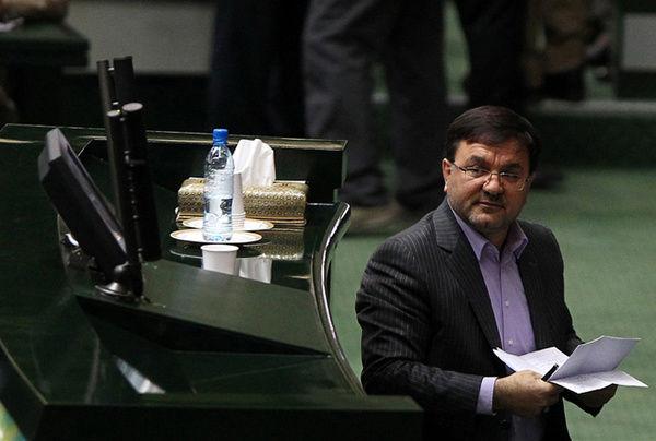 دیدار روحانی با رهبری  پیش از حضور در مجلس