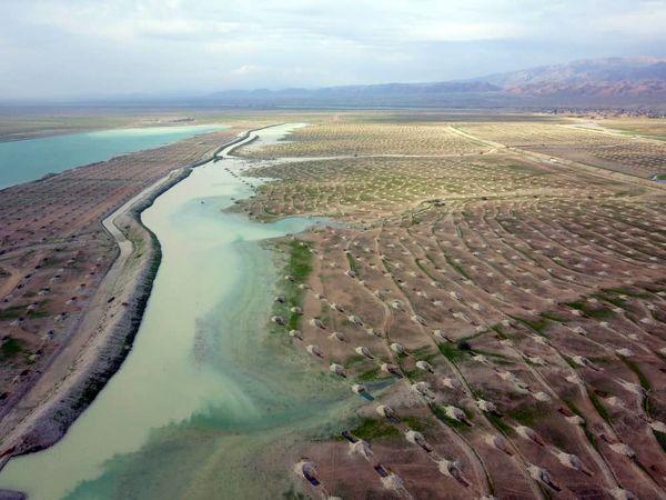 بهره برداری از ۳۸۰ سایت آبخوانداری و پخش سیلاب در کشور