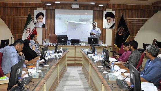 کارگاه آموزشی فضای مجازی در سازمان جهاد کشاورزی خراسان جنوبی برگزار شد