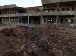 شلیک 7 موشک به محل جلسه سران تروریستها