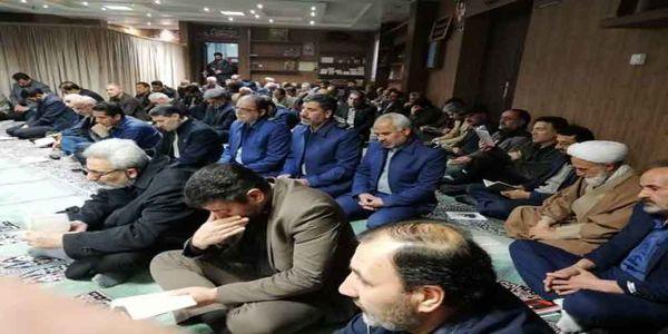 گرامیداشت شهادت سردار سپهبد شهید حاج قاسم سلیمانی