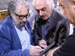 ضیافتی با حضور مسعود کیمیایی در عمارت نوفللوشاتو