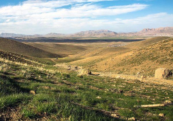 سند یکی از بزرگترین پلاک های ملی فارس صادر شد
