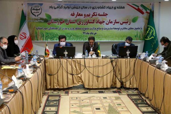 کاهش وابستگی در محصولات استراتژیک در دستور کار وزارت جهاد کشاورزی