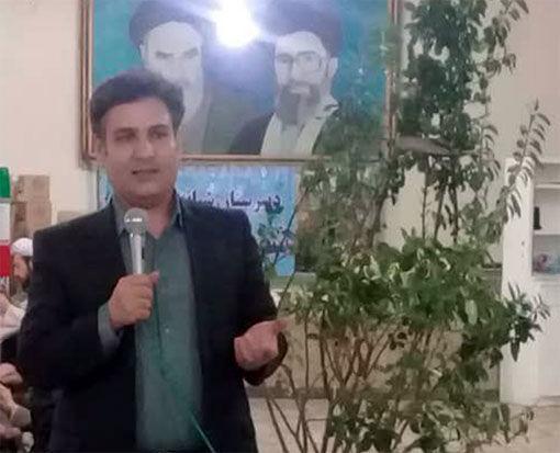 رزمایش کمکهای مومنانه در مدیریت جهادکشاورزی شهرستان ویژه مراغه برگزار شد