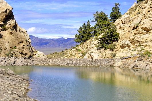 ۵۰۰ میلیون مترمکعب آب استحصال میشود