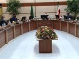 شصت و دومین نشست شورای مدیران معاونت آب و خاک برگزار شد