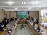 برگزاری جلسه ویدئو کنفرانسی حجاب و عفاف در سازمان جهاد کشاورزی خراسان رضوی