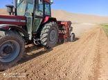 کشت نخستین مزرعه pvs کلزا در بخش گندمان