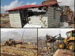 آزادسازی 6  هکتار از اراضی کشاورزی قزوین