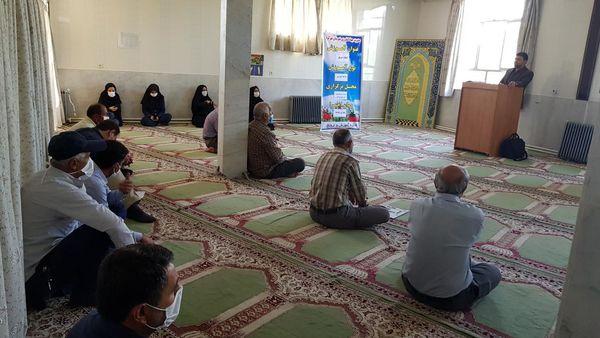 برگزاری کارگاه آموزشی اطفاء حریق در شهرستان شهرکرد
