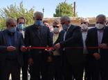 توسعه طرح گلخانه ای درشهرستان مرند با افتتاح دو واحد گلخانه صیفی جات