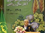 پایداری کشاورزی در گرو توجه به الگوی کشت و بهرهوری است