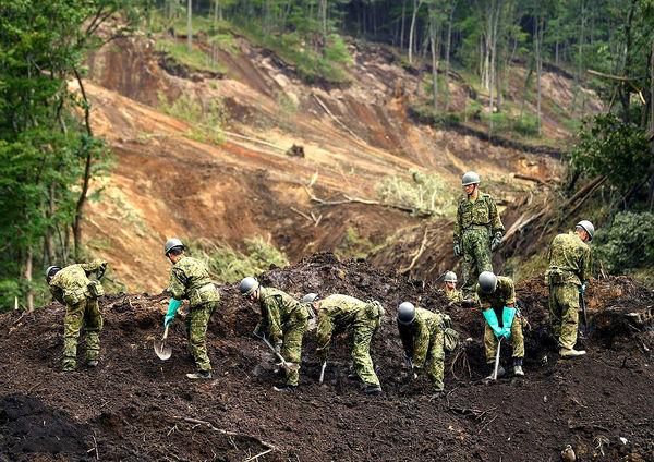 ۳۷کشته در زلزله ژاپن