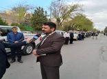 مانور مشترک حافظان زمین در اصفهان