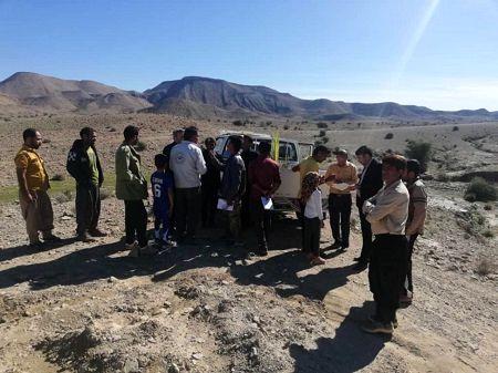 سه هکتار از اراضی ملی قیروکارزین رفع تصرف شد