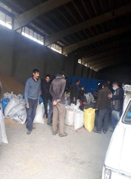 توزیع 436 تن انواع نهادههای دامی در سه ماهه اول سال 1400 در شهرستان خداآفرین
