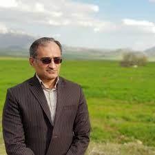 آغاز عملیات برداشت دانه روغنی کلزا در شهرستان قصرشیرین
