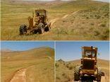 ایجاد 10کیلومتر آتش بر در نقاط بحرانی مراتع پاکدشت