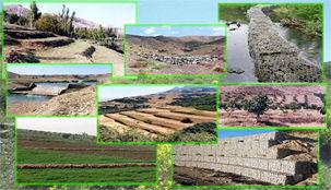 بررسی وضعیت حوزه آبخیزداری در ایران