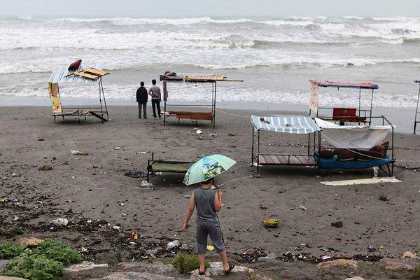 سواحل شمالی کشور بارانی و خنک میشود