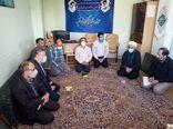 جلسه کارگروه بزرگداشت هفته دفاع مقدس در سازمان جهاد کشاورزی استان قزوین