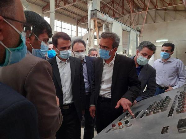 حمایت رئیس سازمان جهاد کشاورزی استان تهران از شرکتهای دانش بنیان